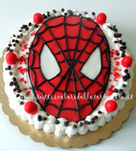 torta spiderman-mask2