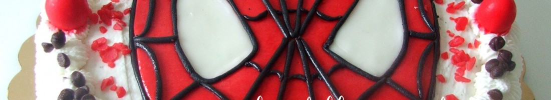 torta spiderman-maskANTEPRIMA