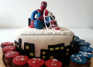 torta spiderman5