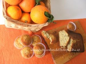 cake e cupcake semi papavero
