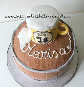 Torta barile2