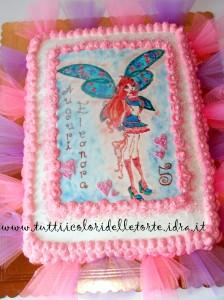 Torta Bloom