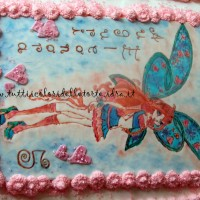 Torta BloomANT