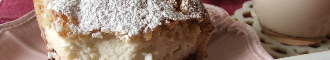 crostata ricotta-nut